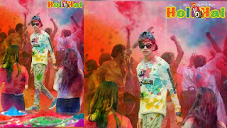 Happy Holi Photo Editing 2018 | New Holi Picsart Editing | Holi special Photo Editing
