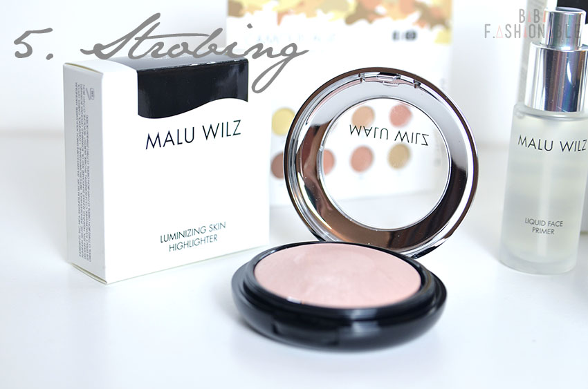 Malu Wilz 5 Luminizing Skin Highlighter