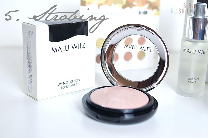Malu Wilz 5 Luminizing Skin Highlighter