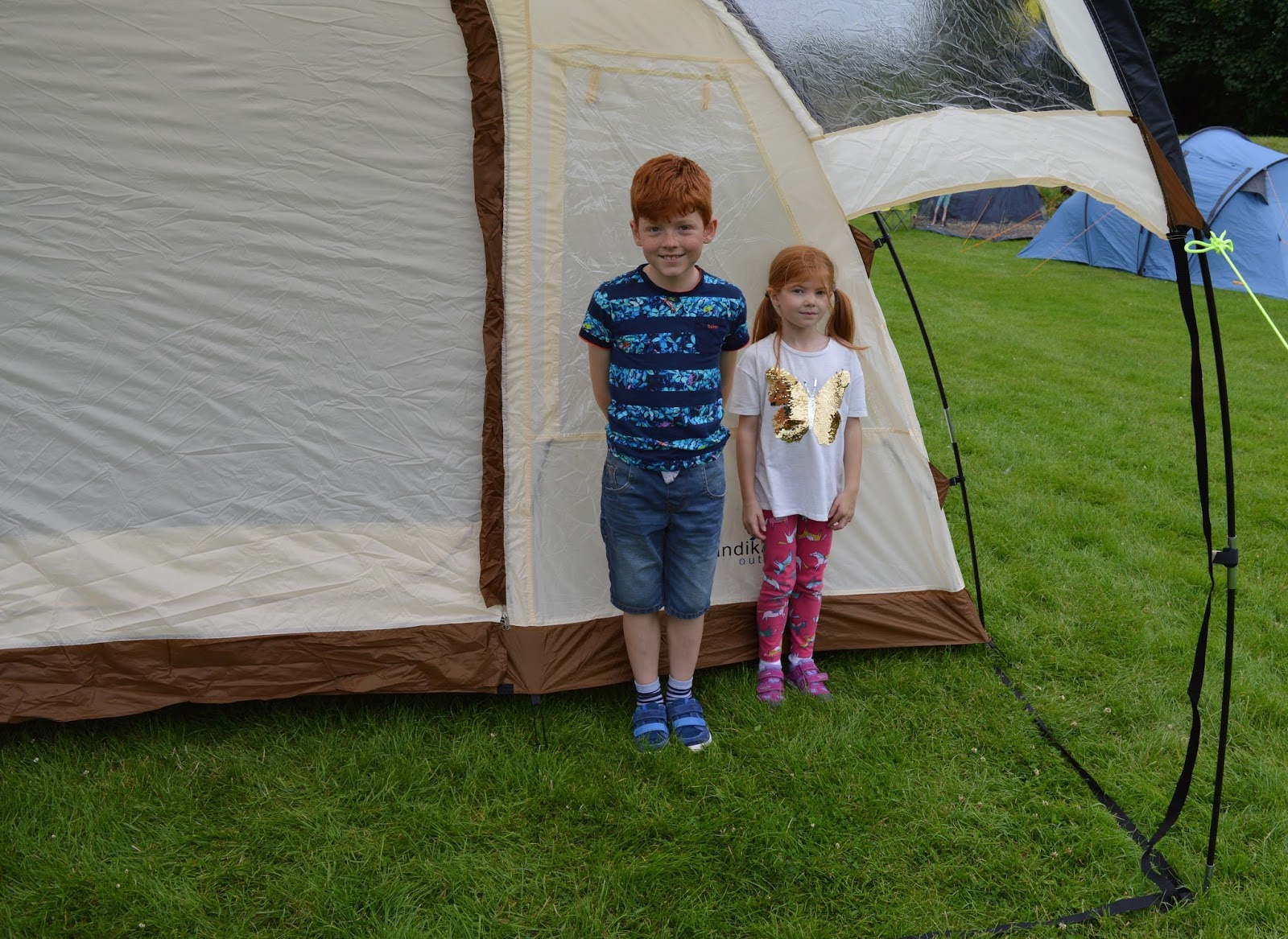 GORE-TEX shoes review - alternative footwear for children at festivals