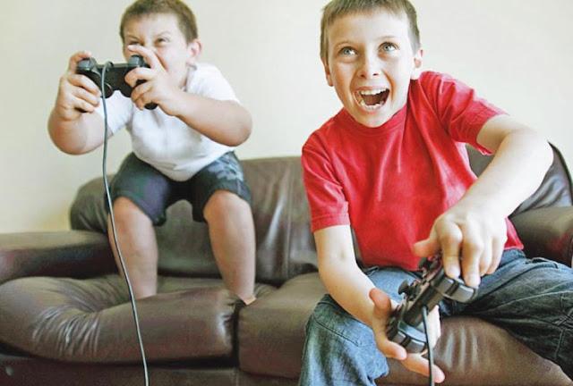 الالعاب الالكترونية وتأثيرها على الاطفال