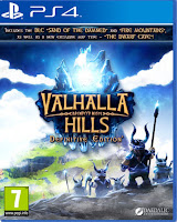 Valhalla Hills Definitive Edition Game Cover PS4
