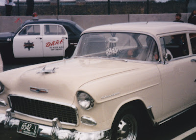 1955 Chevrolet Two-Ten 2-Door Sedan