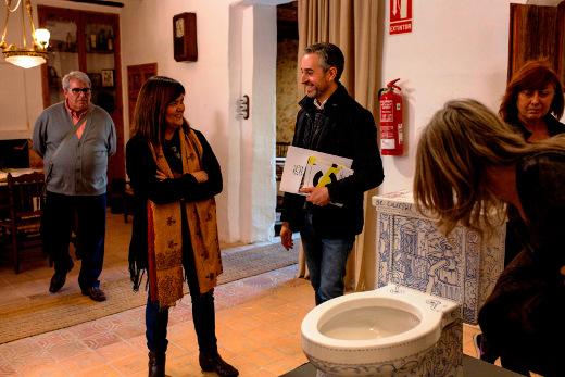 La colección de arte contemporáneo de la Generalitat emprende su viaje por el territorio valenciano