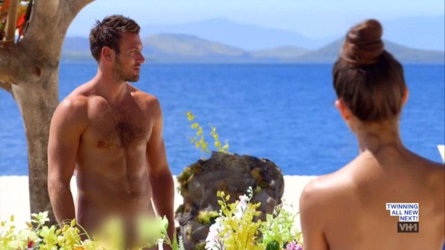 Chris, Mason  Dan On Dating Naked Playing For Keeps -7440