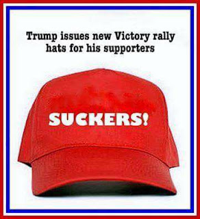 Trump Suckers Hat