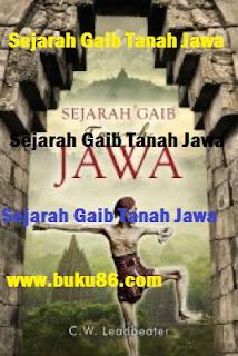 Buku Sejarah Gaib Tanah Jawa