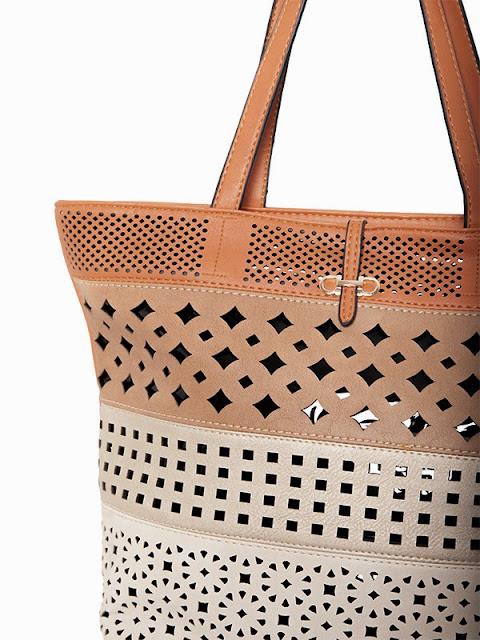 Sash & Belle Handbags Menzies Tote