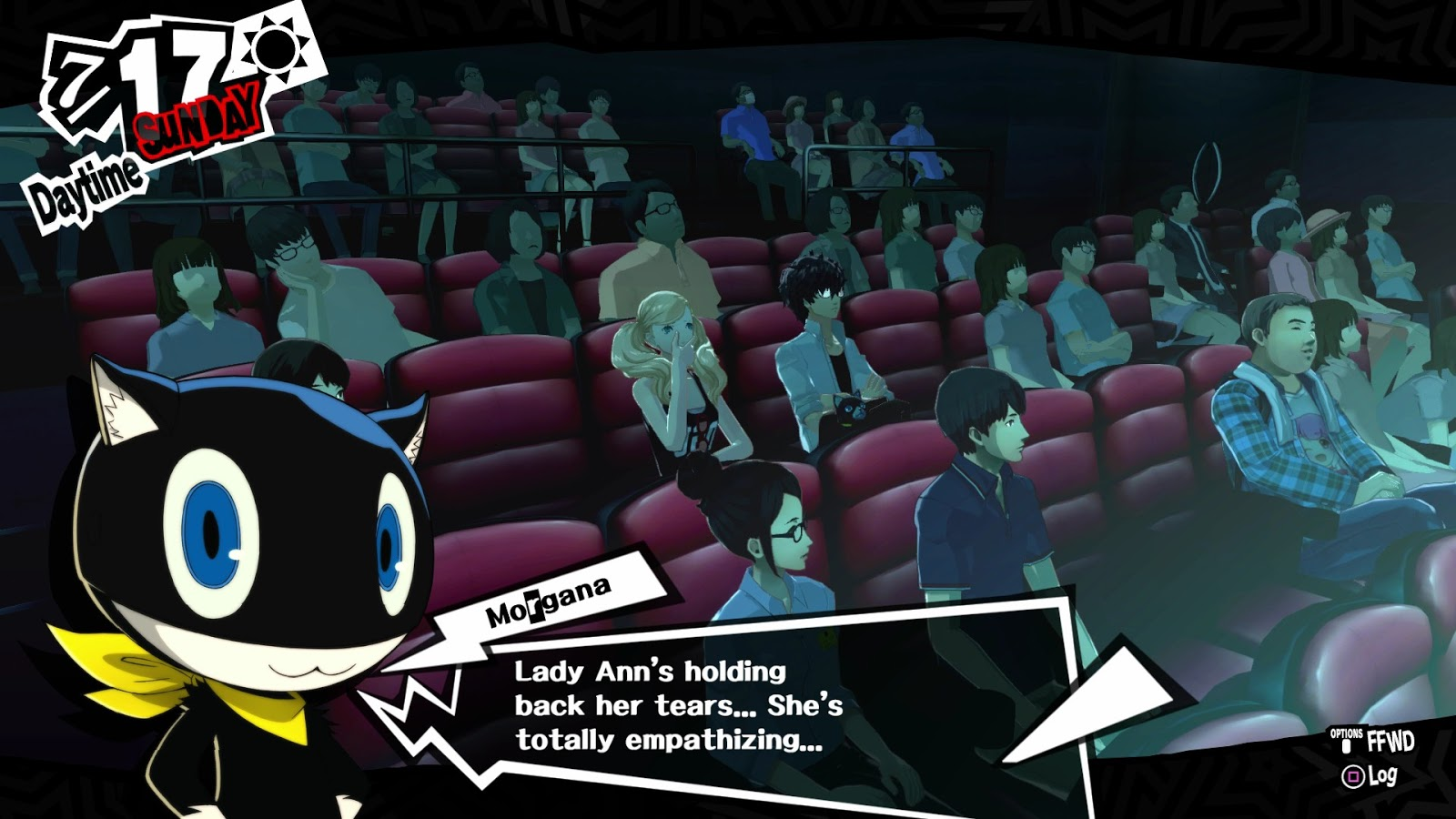 Rage Quitter Reviews: Persona 5 (PS4): Stolen My Heart