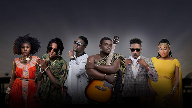 Zylofon Media To Review Contracts Of Stonebwoy, Shatta Wale, Joyce Blessing & Others