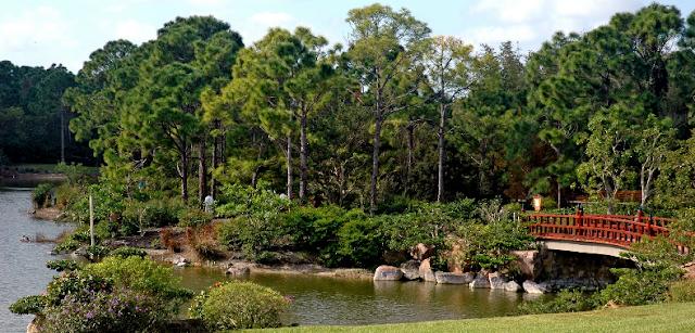 Morikami Japanese Gardens em Miami