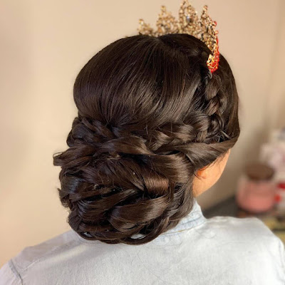 Are you designing your Quinceanera celebrations ✘ 22+ Latest Quinceanera Hairstyles To Turn Your Head