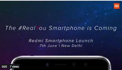 Redmi S2 June 7 India
