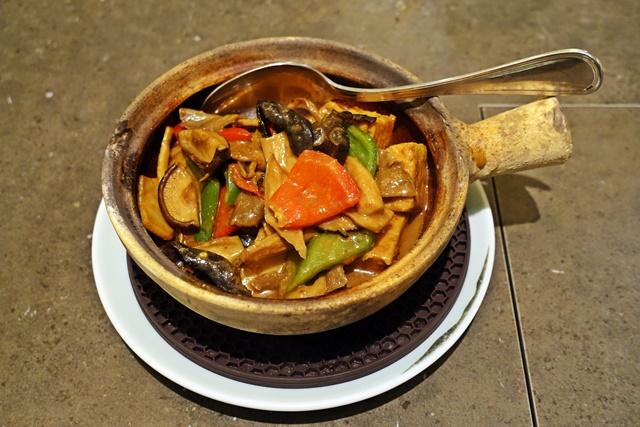 心齋回鍋豆腐煲