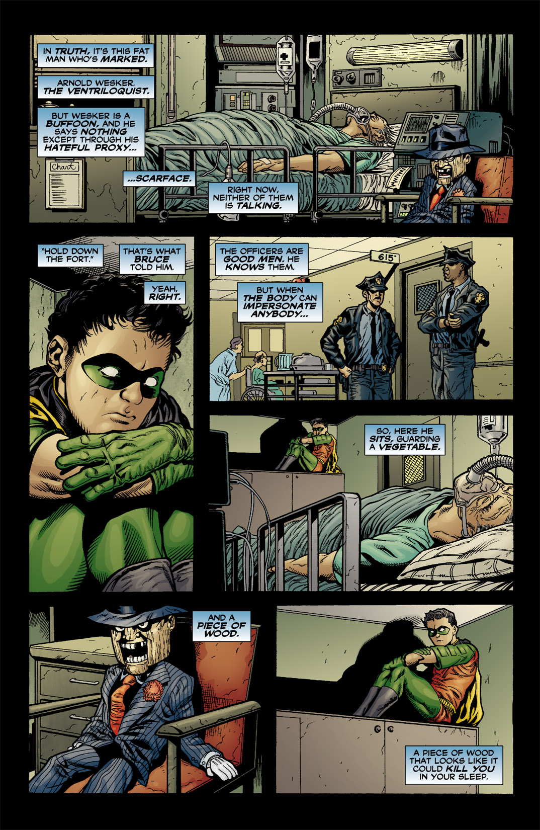 Detective Comics (1937) 808 Page 2