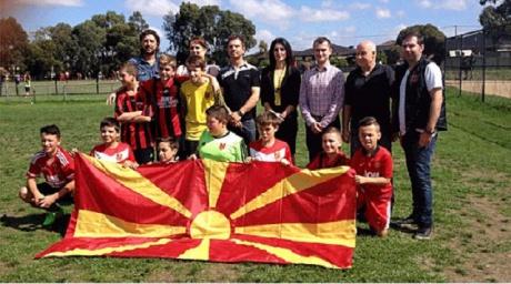 Macedonian Australians Write Protest Letters to US, European Ambassadors in Kanberra