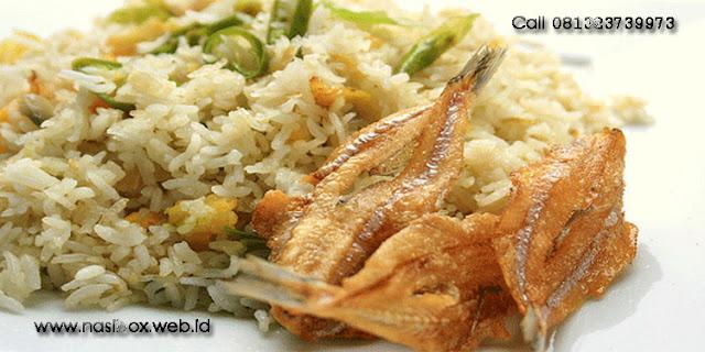 Resep nasi goreng ikan asin nasi box kawah putih ciwidey