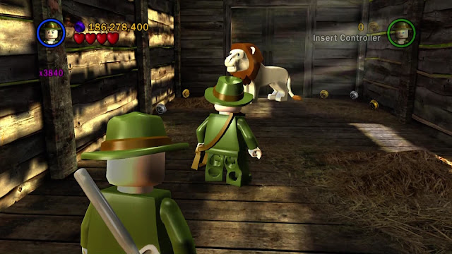 LEGO Indiana Jones The Original Adventures PC Full Version Screenshot 3