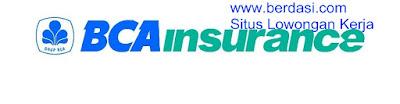 Rekrutmen PT. Asuransi Umum BCA Surveyor
