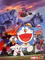 Doraemon Movie 1982: Nobita Và Pho Tượng Khổng Lồ