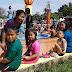 Libur Nyepi, Kolam Renang Tanggorajo Kotabaru Jambi Membludak