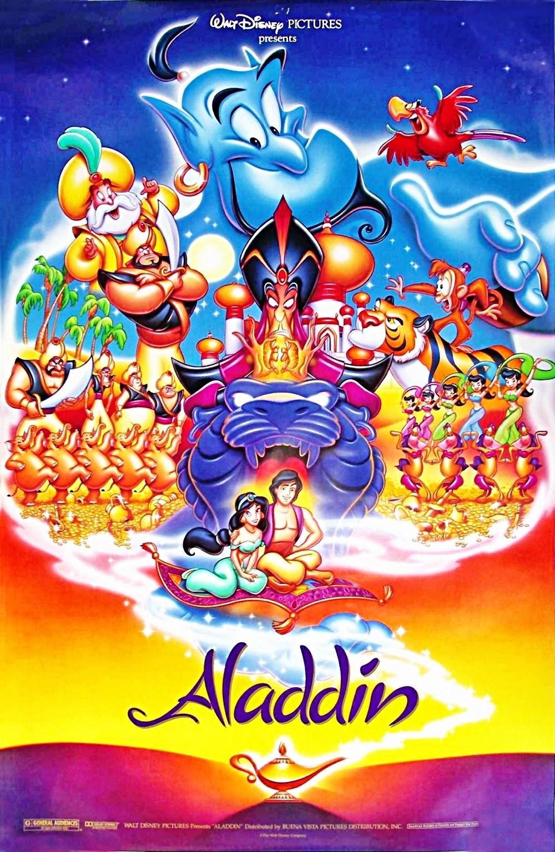 Disney Aladdin Stream