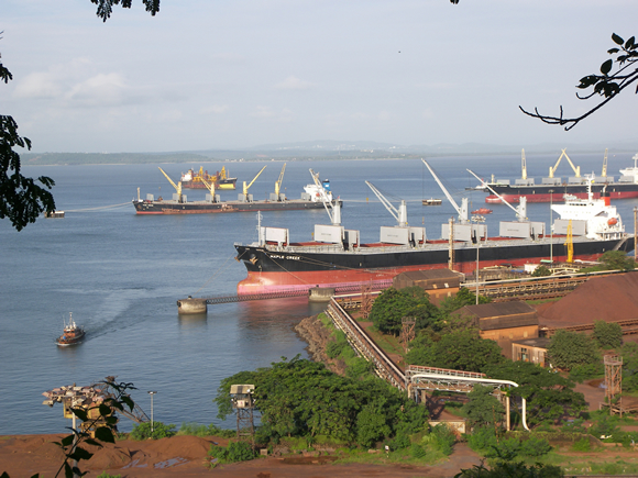 goa sea port