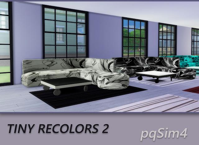 Tiny recolores 2. Sofas1