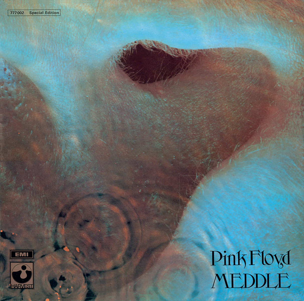 From The Vault: Pink Floyd - Meddle (1971) - It's Psychedelic Baby