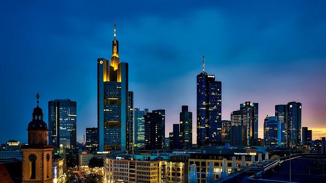 Alemanha,Franckfurt,Economia Social de Mercado