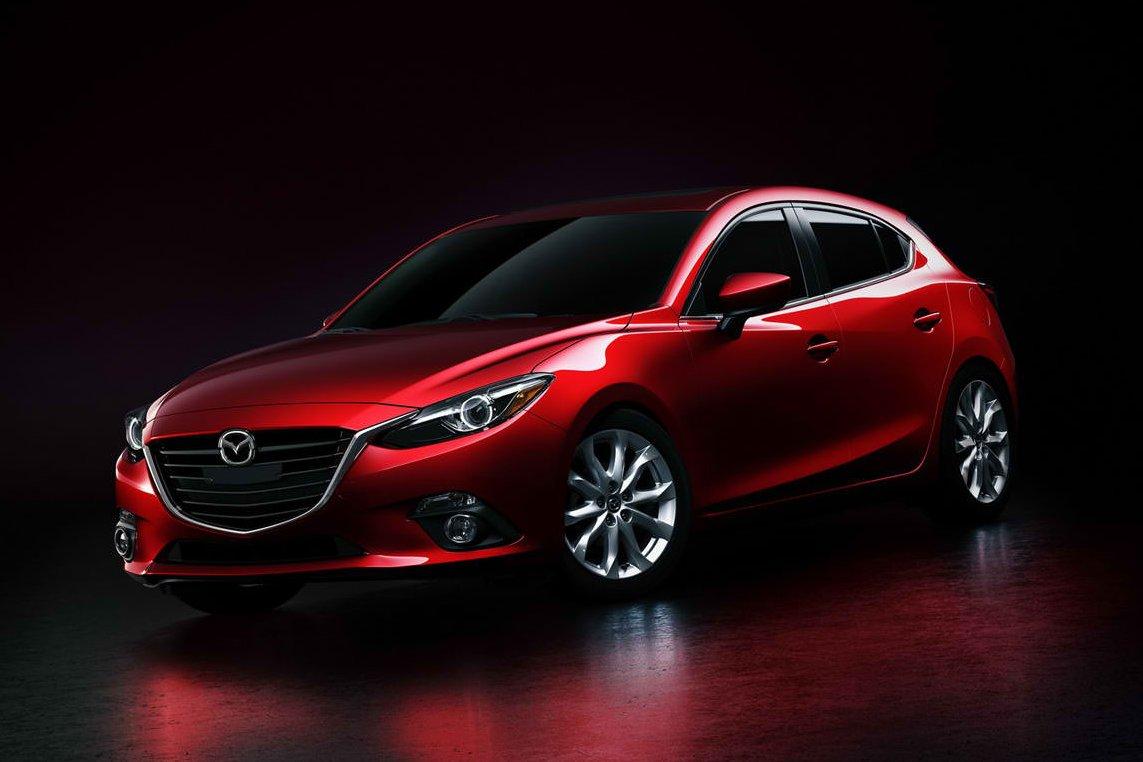 Mazda Produces Five Millionth Mazda3