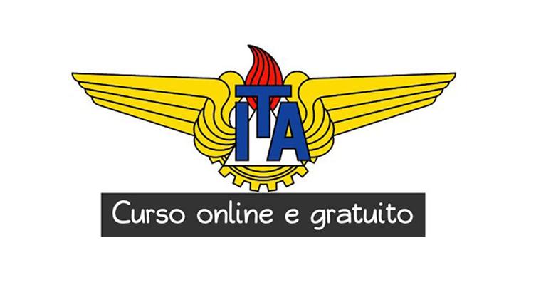 ITA está oferecendo cursos gratuitos de TI a distância