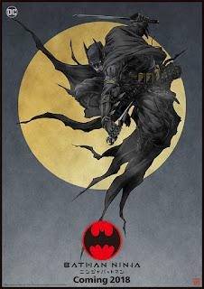 """""""Batman Ninja"""" el nbuevo proyecto animado del estudio Kamikaze Douga"""