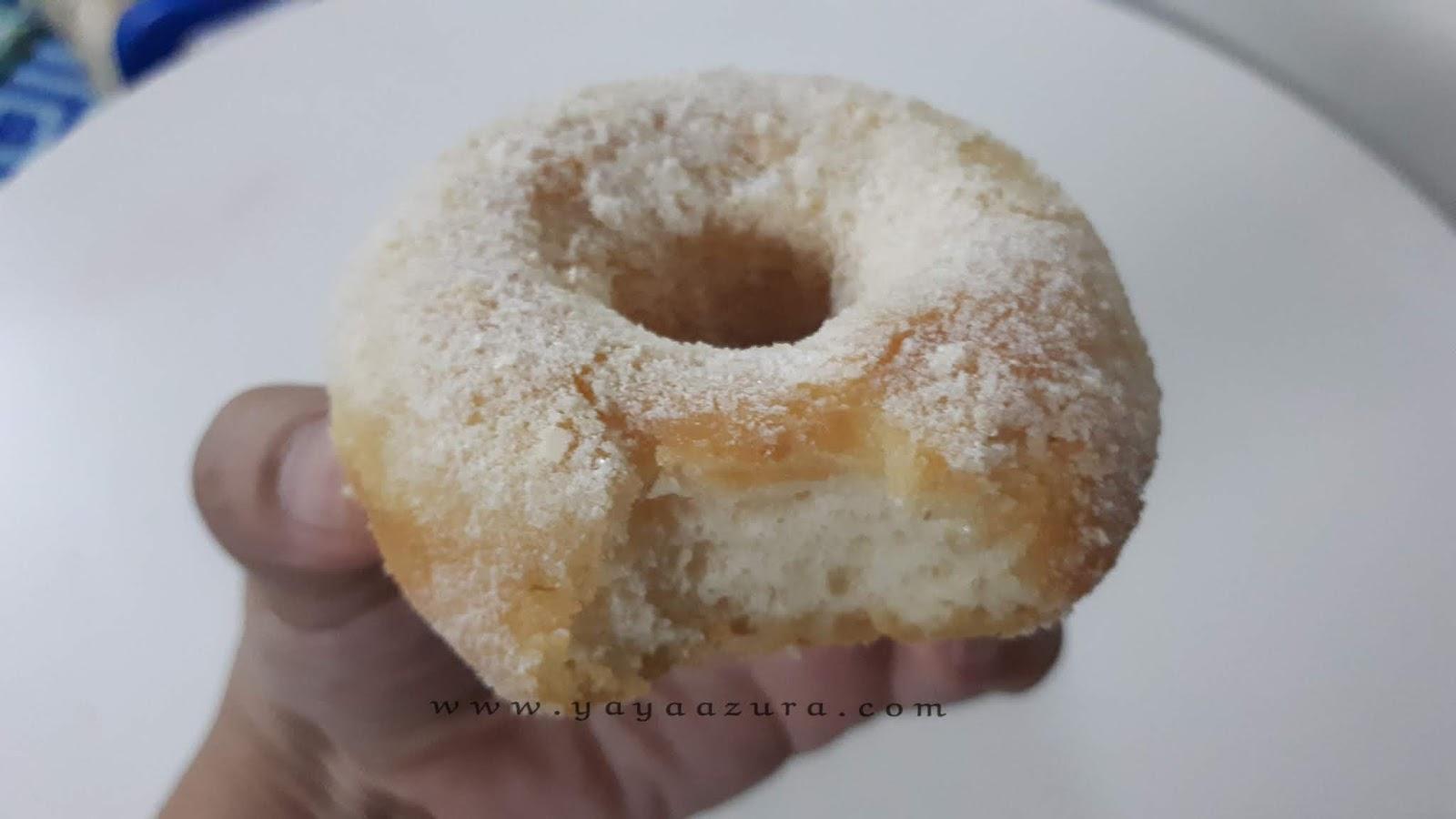 Resepi Donut Tanpa Majerin - Roadto10ksubscribers 1kg tepung gandum 2 cawan air suam 8 sudu gula