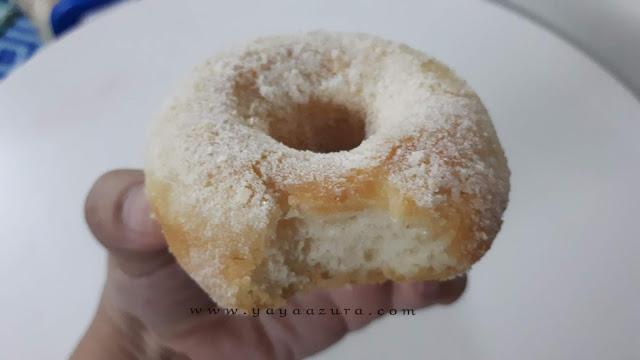Resepi Donut Susu