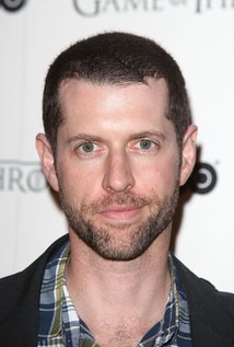 D.B. Weiss. Director of Game of Thrones - Season 6