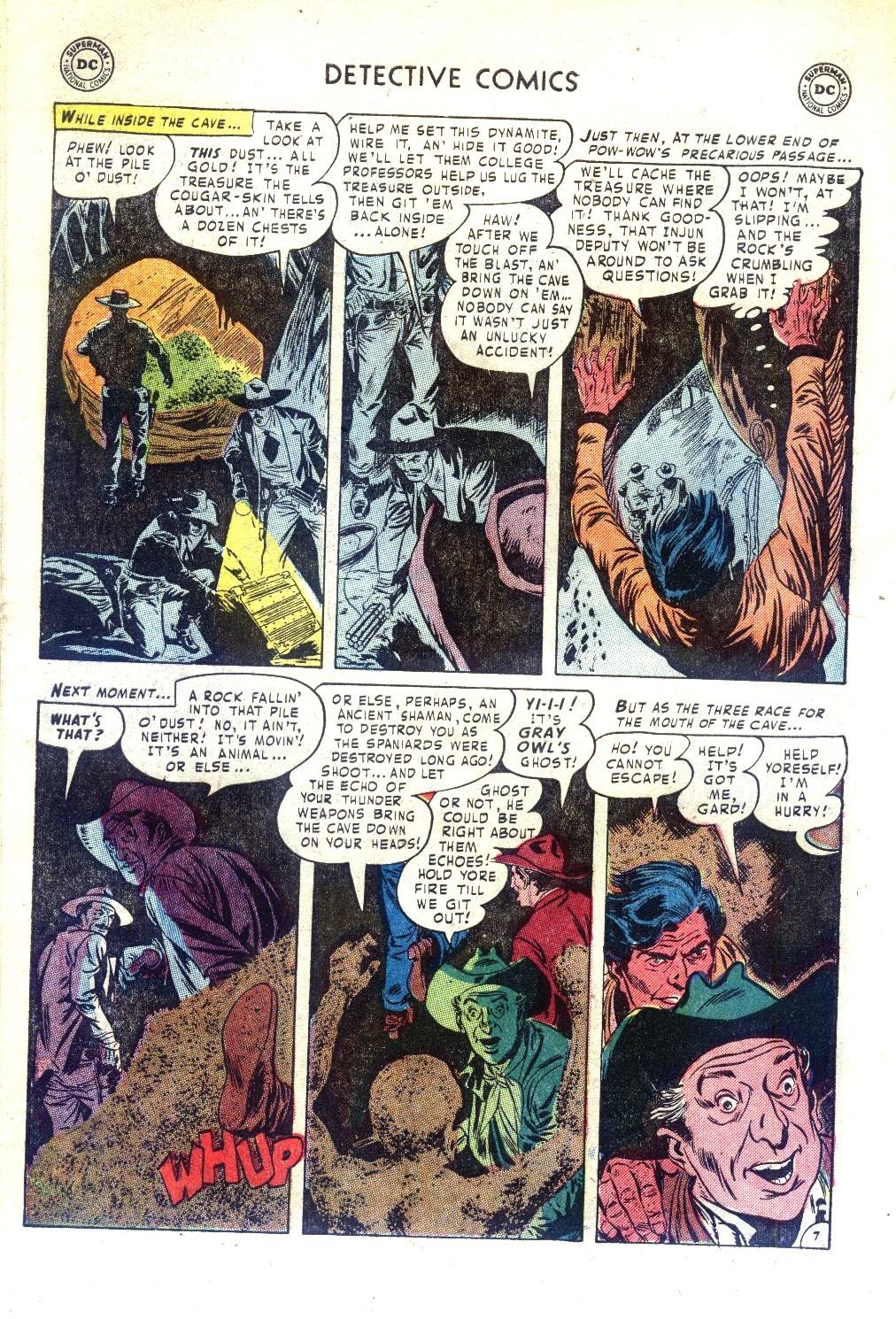 Read online Detective Comics (1937) comic -  Issue #188 - 40
