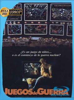 Juegos De Guerra (1983) HD [1080p] Latino [GoogleDrive] DizonHD