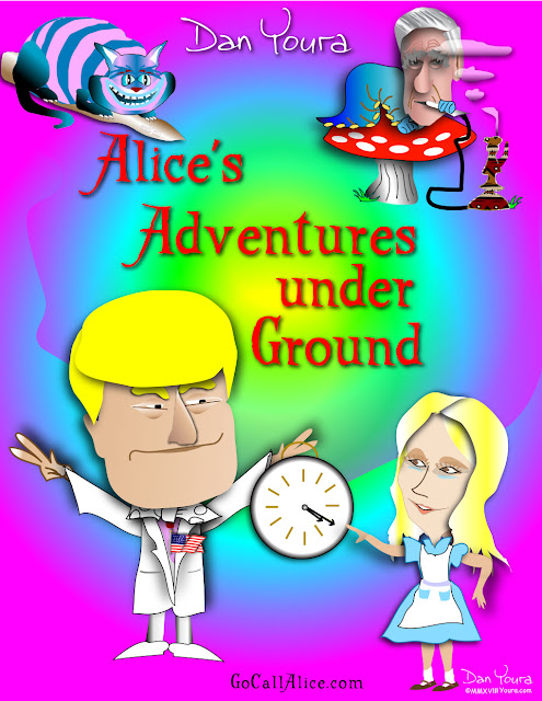 Alice under Ground