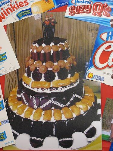 Maddycakes Muse Hostess Cakes
