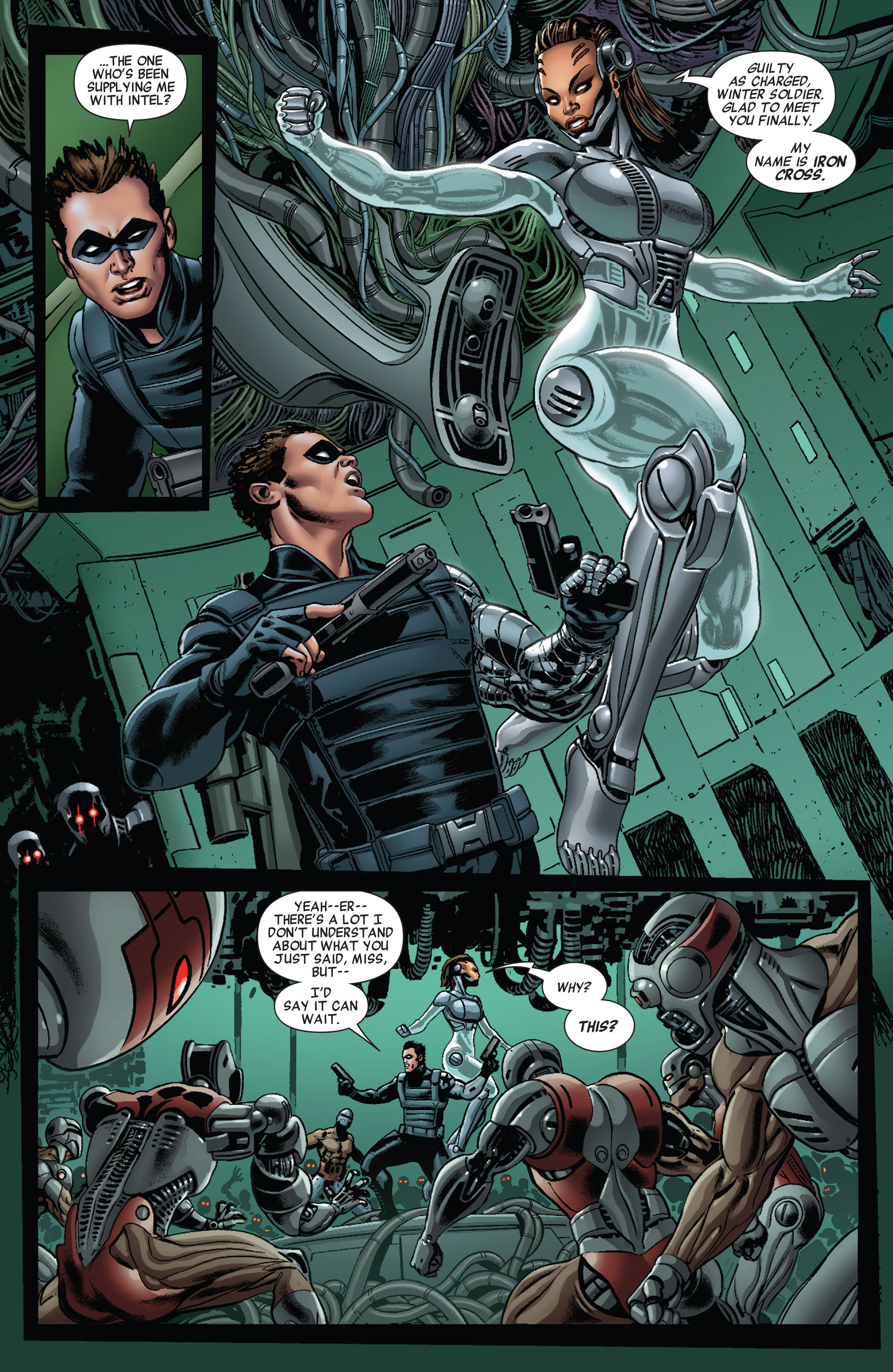 Read online All-New Invaders comic -  Issue #10 - 7