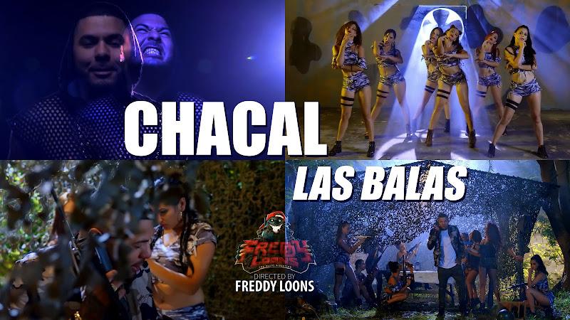 Chacal - ¨Las Balas¨ - Videoclip - Dirección: Freddy Loons. Portal del Vídeo Clip Cubano