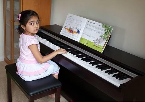 đàn Piano điện nào cho phòng có diện tích nhỏ
