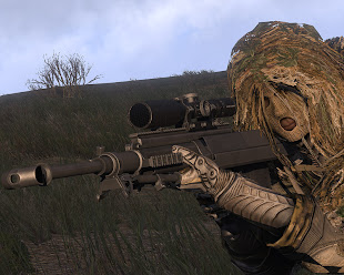 arma3 RKSL Attacments pack1の3-12×50 PM II