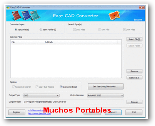 Easy CAD Converter Portable