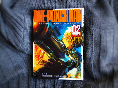 Yusuke Maruta & One - One-Punch Man t.2 - Tajemnica Siły