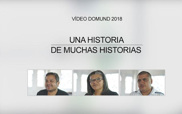Vídeo Domund 2018