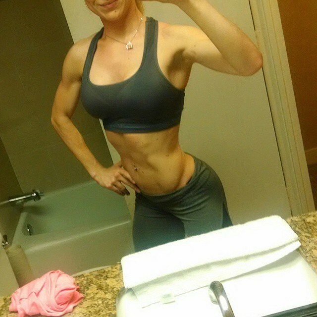 Fitness Model Candice Perfect @candiceperfect Instagram photos