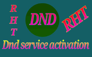 Dnd service activate kese kare