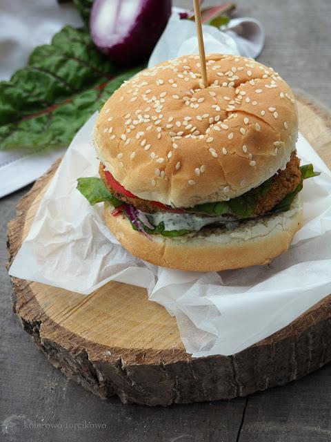 "Sposób na ""vege burgera"""